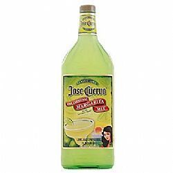 Tequila Jose Cuervo Margarita Mix Vol 1000 Ml