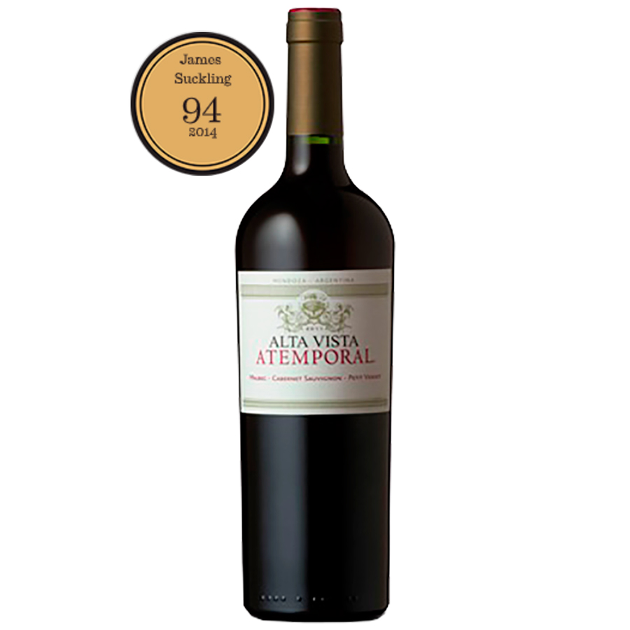 Alta Vista Atemporal Blend 750ml Vinho Argentino