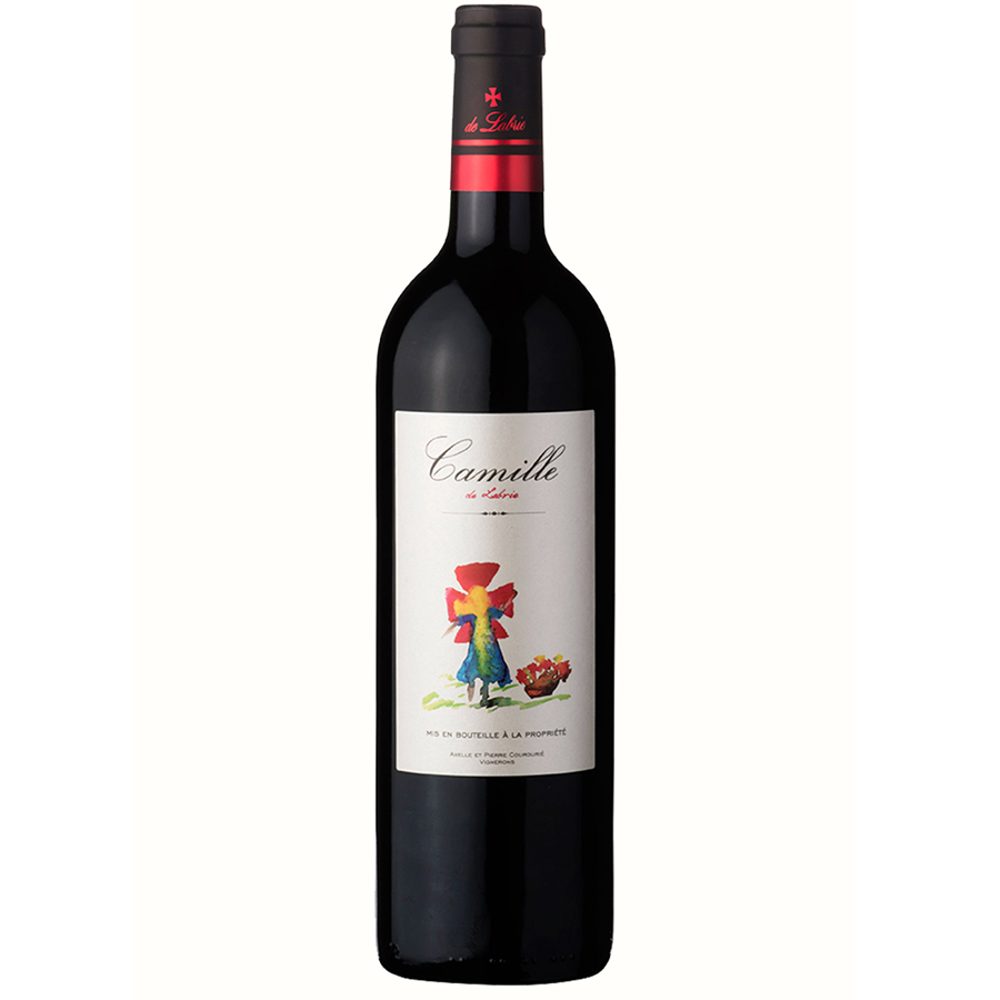 CAMILLE DE LABRIE BORDEAUX ROUGE 2016 750ML ROTHSCHILD