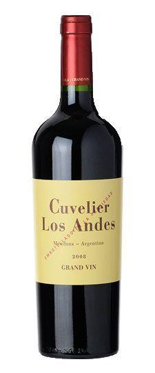 Cuvelier Los Andes Gran Vin 2008 750ml