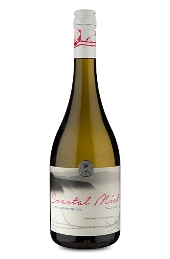 Casas del Toqui Coastal Míst Terroir Selection Sauvignon Blanc 750ml - Vinho Chileno