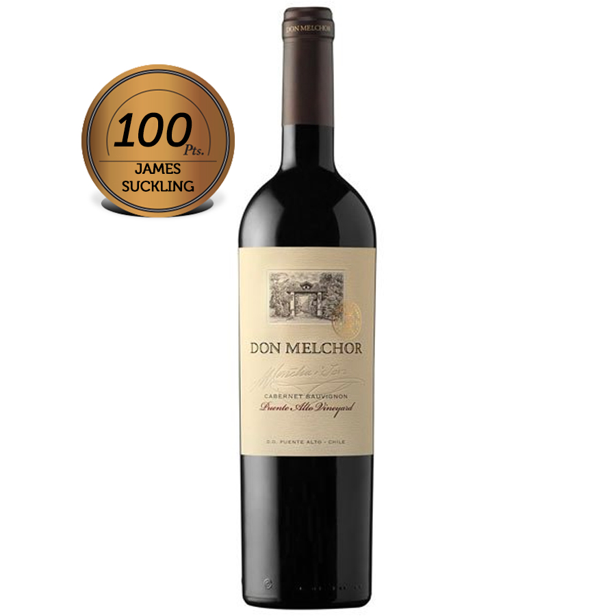 0 - Don Melchor 2018 750ml 100pts