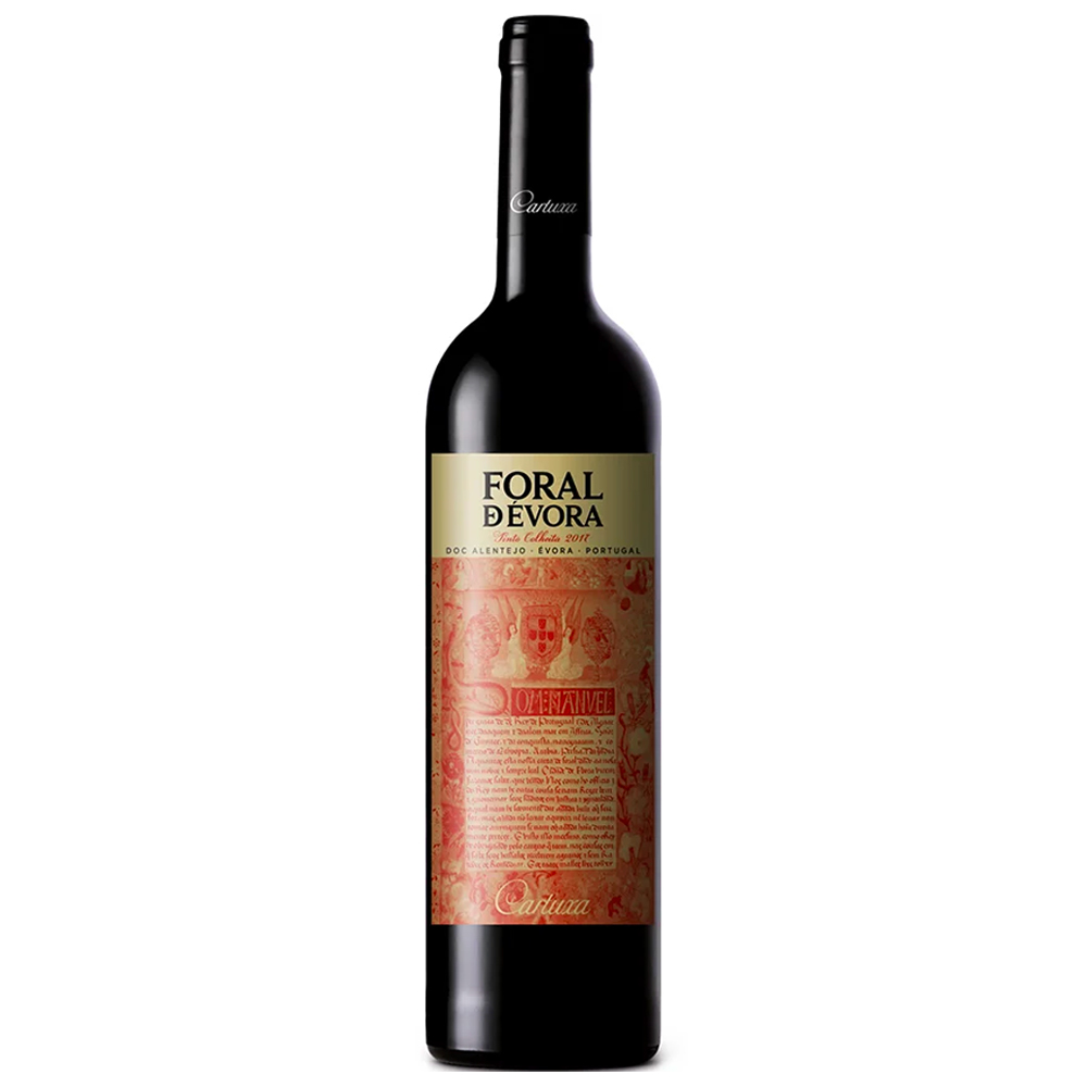 0 - Foral de Évora Tinto 2018 750ml by Cartuxa