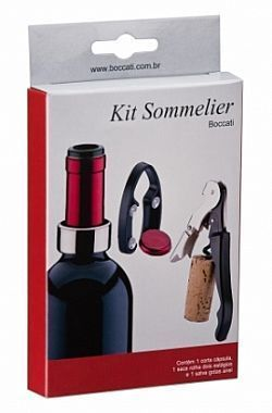 Kit Sommelier Especial Completo