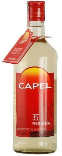 Pisco Capel Especial 700 ml