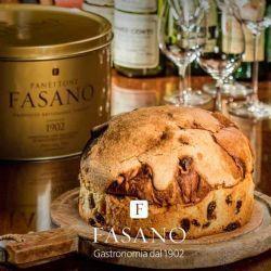 Panetone Italiano Fasano Tradicional 1kg