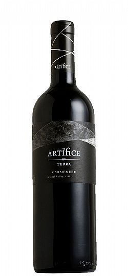 Vinho Chileno Artifice Terra Carmenere 750 ml