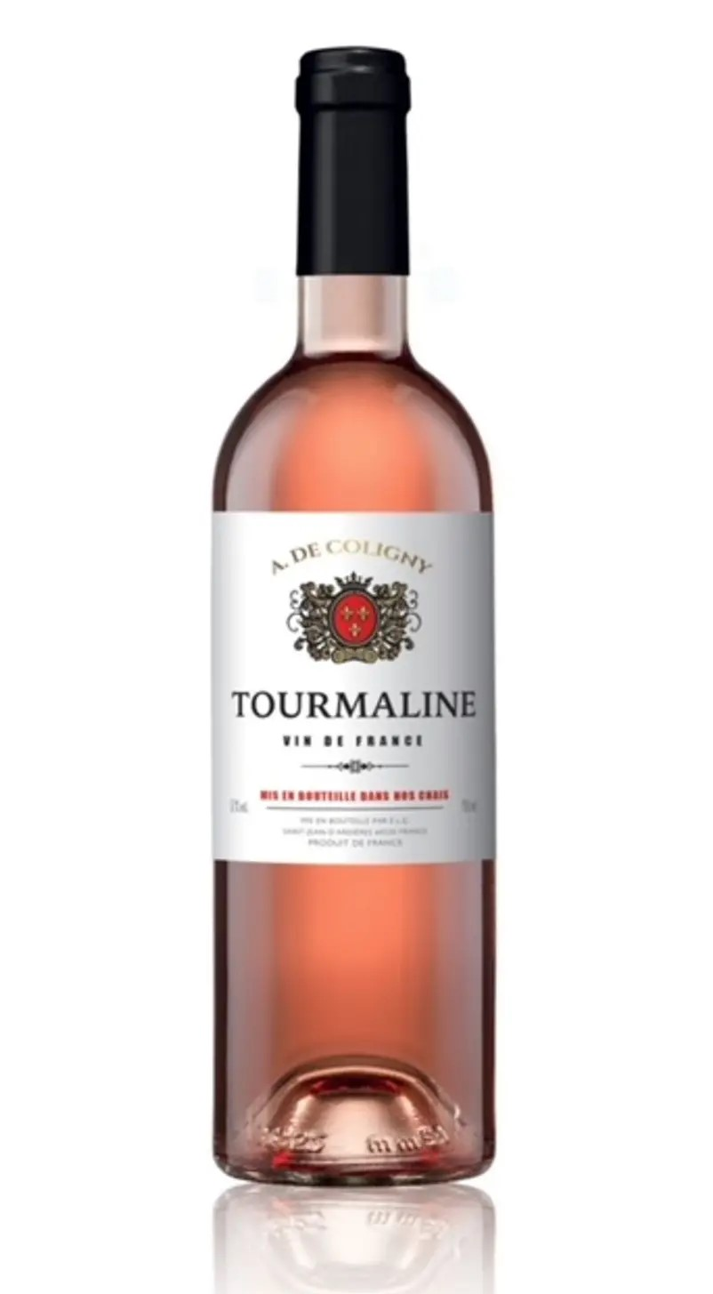 A. De Cologny Tourmaline Rose 750ml - Vinho Francês