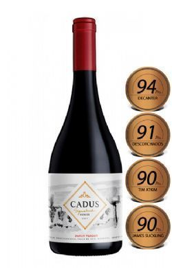 Cadus Signature Series Petit Verdot 750ML