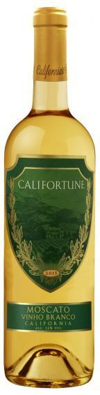 Vinho Americano Califortune Moscato 750ml