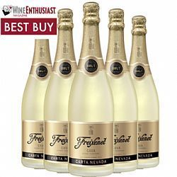 Box Freixenet Carta Nevada Demi-Sec 750ml - Minimo 6 Garrafas
