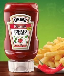 Ketchup Heinz Picante 397gr