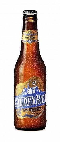 CERVEJA GAUDENBIER WEISS LONG NECK 355 Ml
