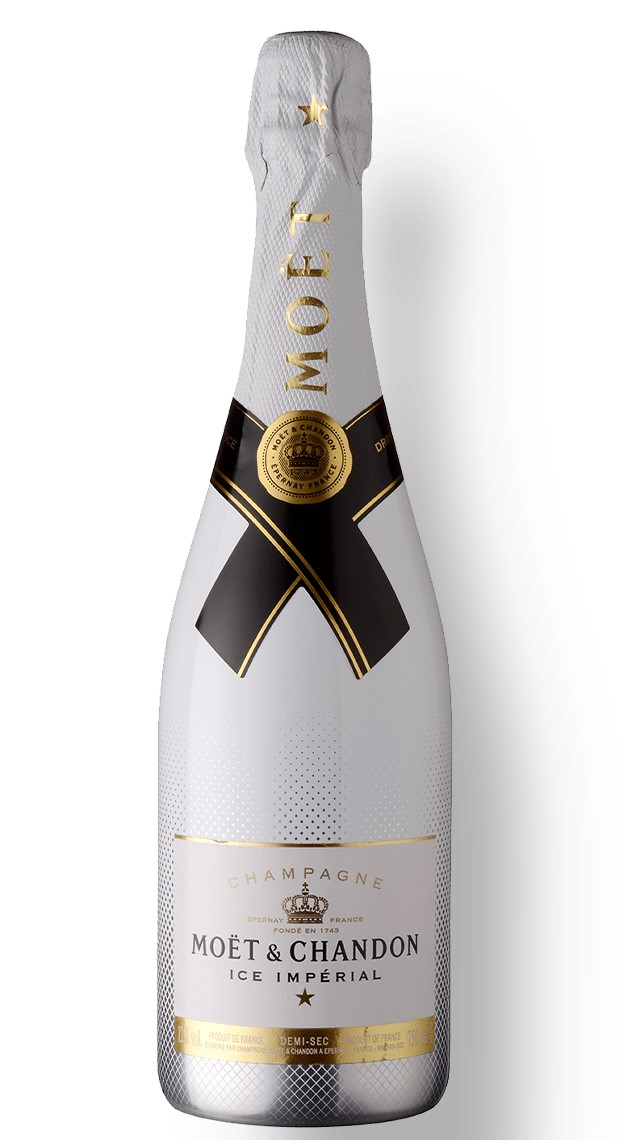 Moët Chandon Ice Imperial 750ml - Champagne Francesa