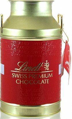 Chocolate Suiço Lindt Leitera Swiss Premium 250 gr.