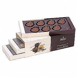 Chocolate Coronitas Havanna  267 gramas