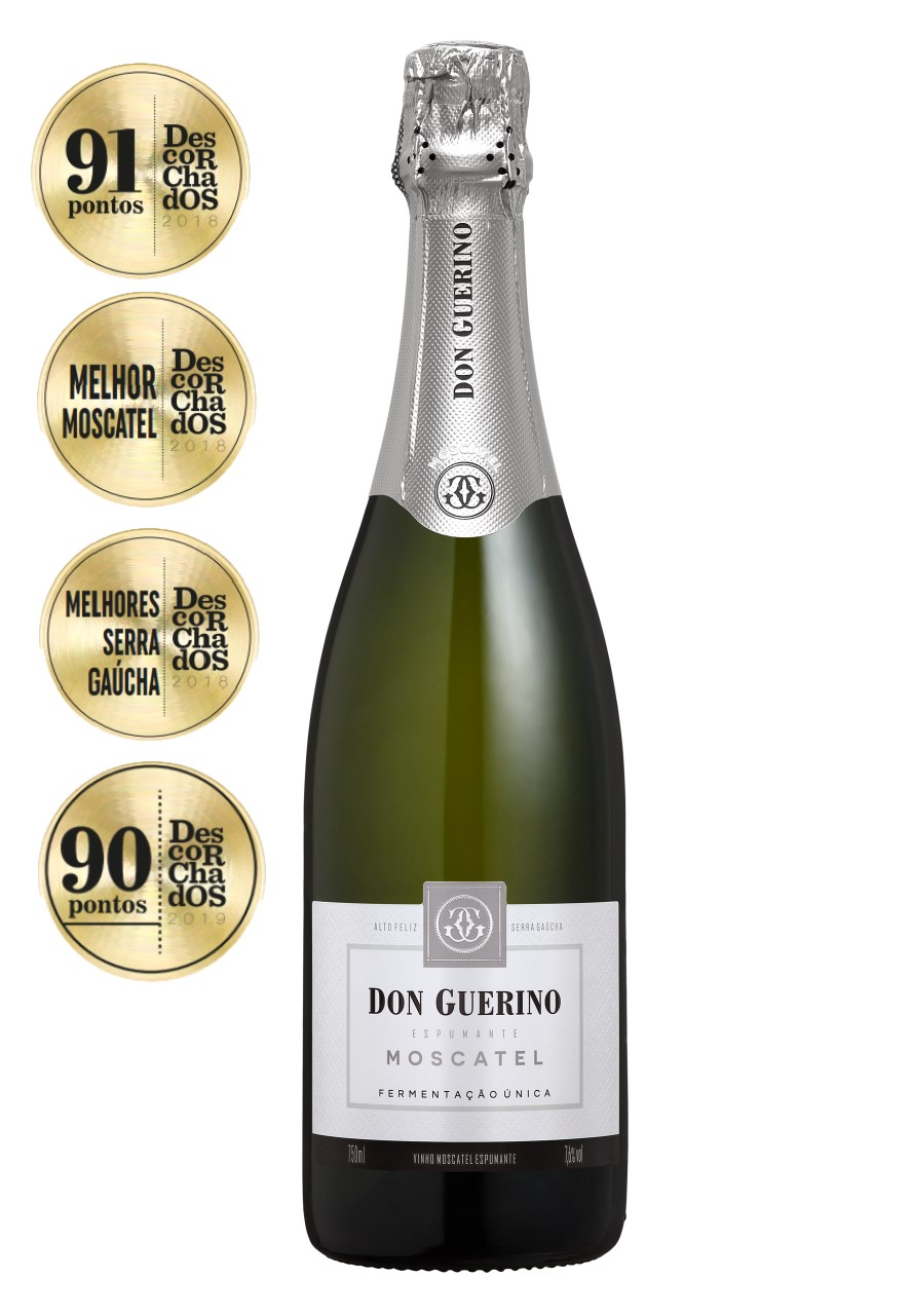 Espumante Don Guerino Moscatel 750ml