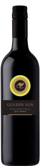 Vinho Australiano Golden Sun Reserve Shiraz 750 ml