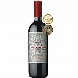 Hermandad Malbec 2016 750ml - 91pts Tim Atkin