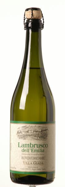 Lambrusco Villa Giada Amabile Branco 750 Ml