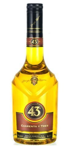 Licor  Cuarenta Y Tres 43 700 ml