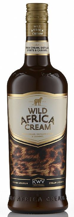 Licor Wild Africa Cream 750ml