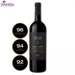 Norton Lote Negro Unique Edition Mal - Cab F. 97pts 750ml