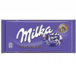 Chocolate Milka Alpine Milk 100 g