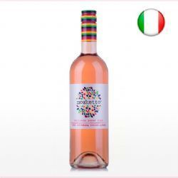 Vinho Italiano Frisante Mosketto Rose 750ml