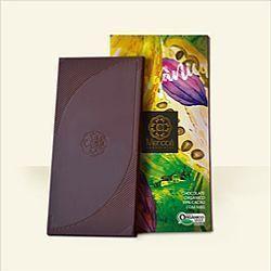 Chocolate Mendoá Orgânico 55% Cacau com Laranja 80g