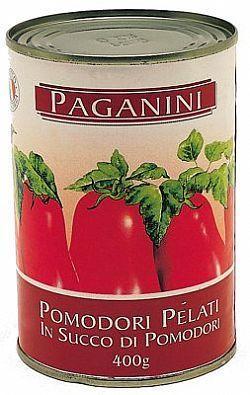 Pomodori Pelati Paganini 400g