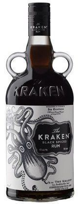 Rum Mexicano The Kraken Black Spiced 750ml