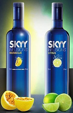 Skyy  Infusions - Sabores 750ml