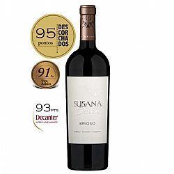 Brioso Susana Balbo 750ml - Vinho Argentino