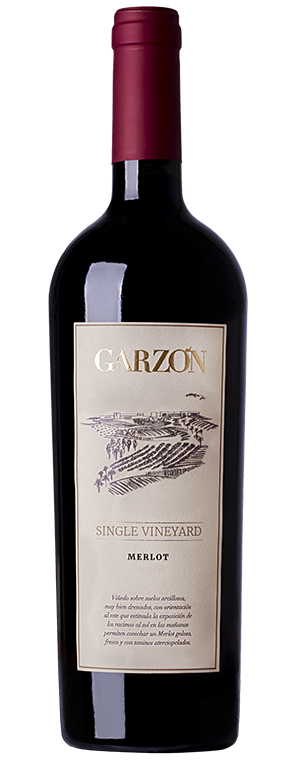 Garzón Single Vineyard Merlot 750ml Vinho Uruguaio