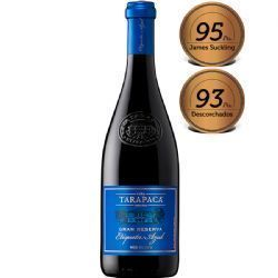 Tarapaca Gran Reserva Red Blend Etiqueta AZUL 750ml 95PTS