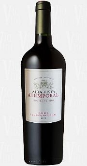 Vinho Argentino Alta Vista Atemporal Blend 750ml