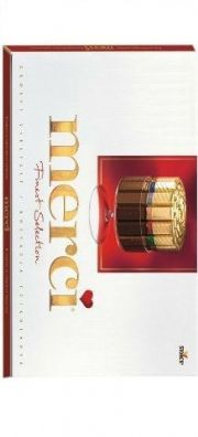 Chocolate Merci Finest Selection 7 especialidades - 400g -Storck