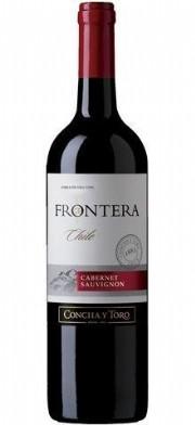 Vinho Chileno Frontera Cabernet Sauvignon 750ml