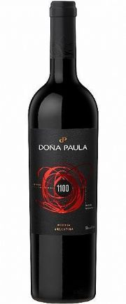 Vinho Argentino Doña Paula 1100 Red Wine 750ml