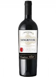 Vinho Italiano Le Casine Sangiovese 750 ML