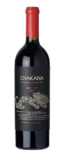 Chakana Estate Selection Red Blend 750ml