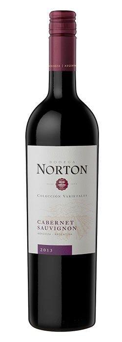 Vinho Argentino Norton Cabernet Sauvignon 750ml