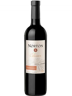Vinho Argentino Norton Colletion Tempranillo 750ml