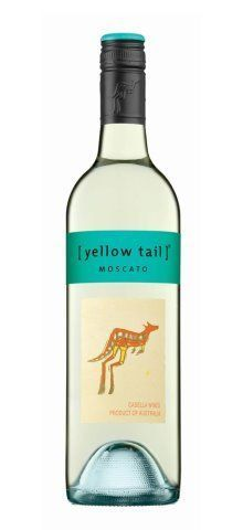 Vinho Australiano Yellow Tail Moscato 750ml