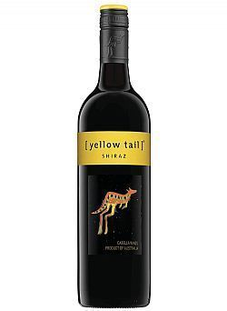 Vinho Australiano Yellow Tail Syrah 750ML