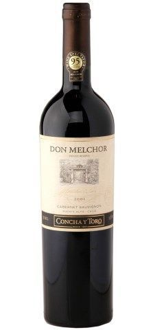 Don Melchor Cabernet Sauvignon 750ml 2015 - 98PTS - Vinho Chileno