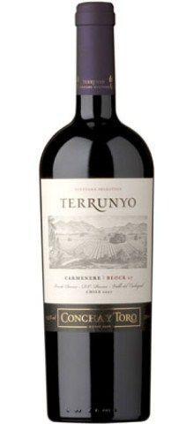 Vinho Chileno Concha Y Toro Terrunyo Carmenere 750ml