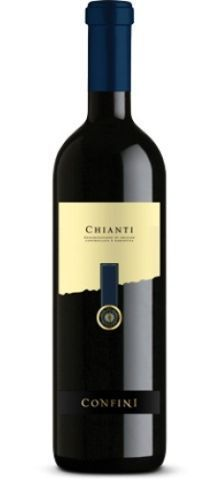 Vinho Italiano Confini Chianti DOCG 750ml