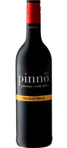 Vinho Africano Graham Beck Pinno Pinotage 750ml